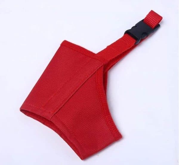 Soft Muzzle Red